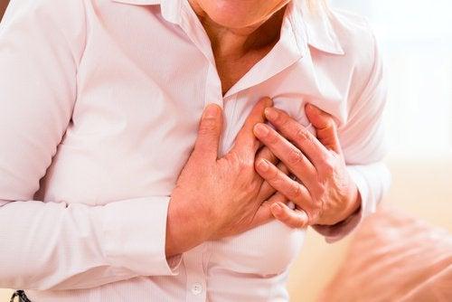 hartaanval bij vrouwen