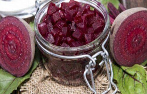 Rode bieten helpen om de bloeddruk te verlagen