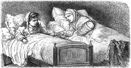 Slapen voorouders