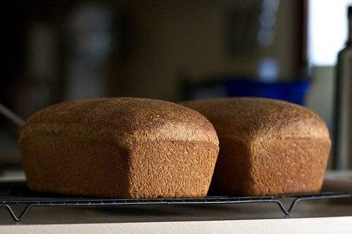 psoriasis onder controle Volkoren Brood