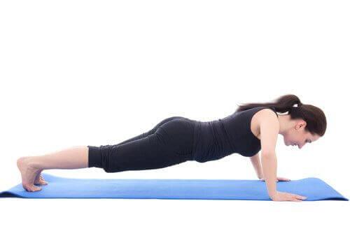 Doe je push-ups op de juiste manier