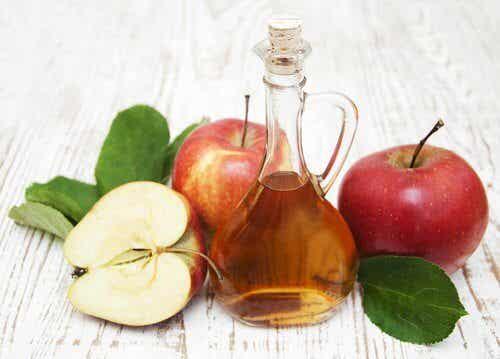 Ontgiftingsdieet met appelazijn