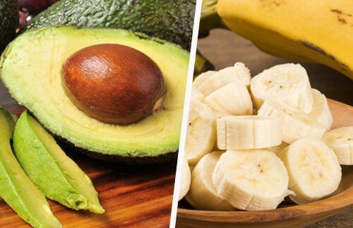 avocado-banaan