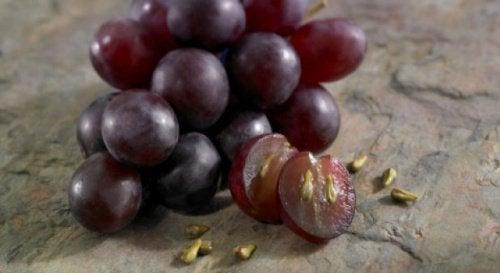 De onbekende voordelen van druivenpitten