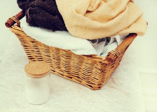 Ga goed om met je handdoeken na je douche