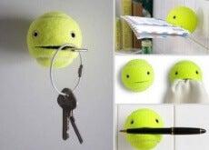 smiley-sleutelhanger