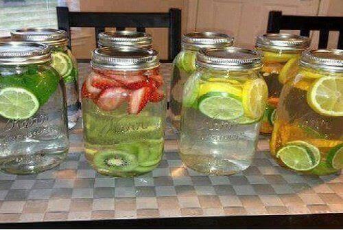 water-met-smaakje