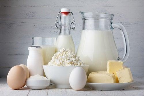 Zuivel bevat calcium