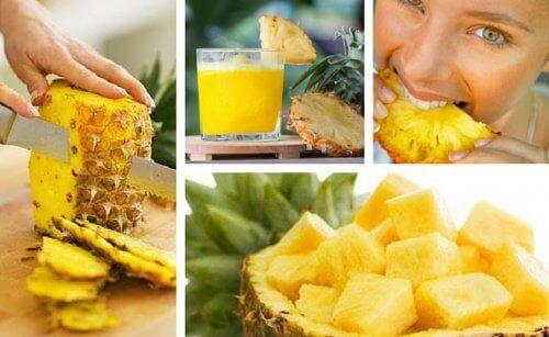 Ananas Ontgiften