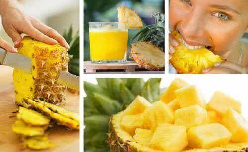 Je lichaam ontgiften met ananas