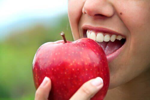 Eet gezond voor stevige borsten
