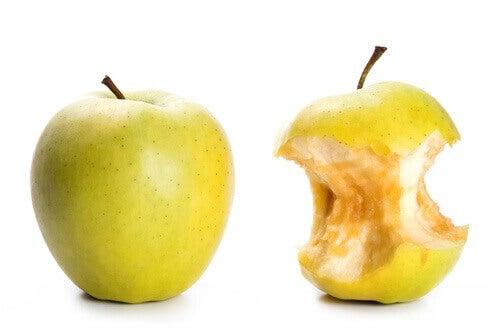 Bruine Appel