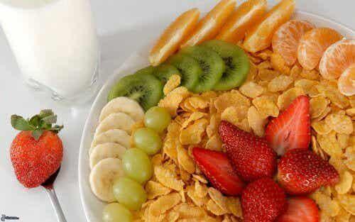 De behandeling van leververvetting begint bij het ontbijt