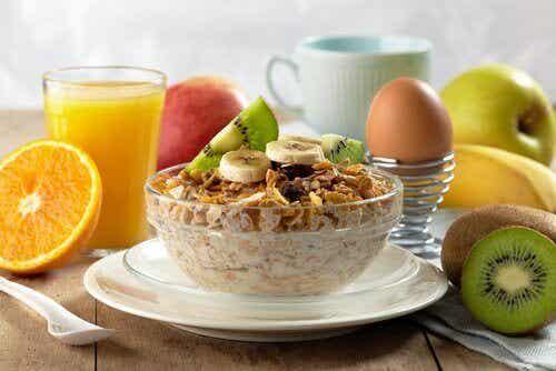 8 manieren om gezond en lekker te ontbijten