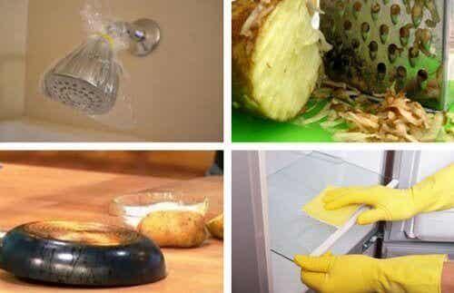 Tien handige schoonmaaktips