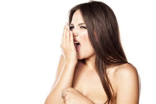 Ziekte opsporen via je mond aan de hand van een slechte adem