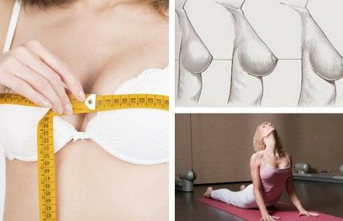 Natuurlijke tips voor stevige borsten