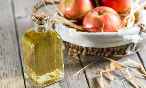 Ziektes voorkomen met appelazijn