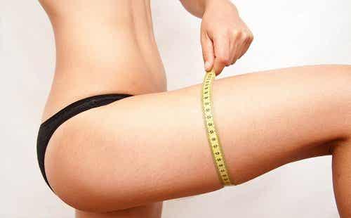 Gewicht verliezen door porties te verkleinen