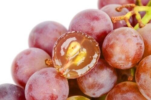 Zeven redenen om druivenpitten te eten