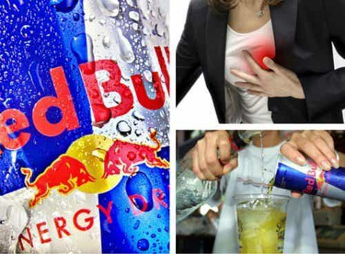 Je lichaam aan de energiedrank