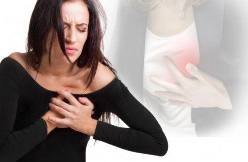 Vrouwen: herken de symptomen van een hartaanval