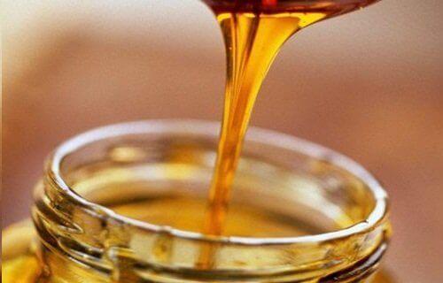 Pure honing een van de beste antibiotica