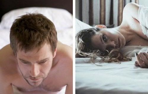 Tekenen dat je lichaam snakt naar seks