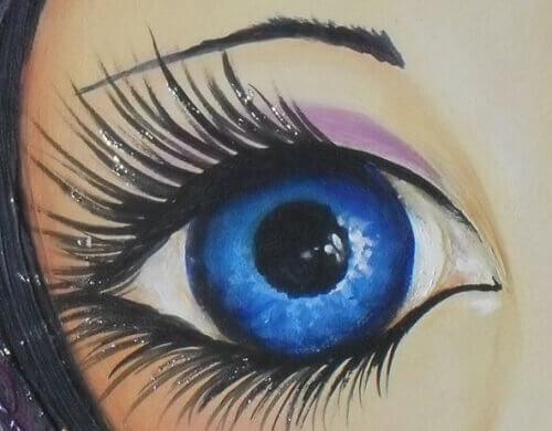 Negen dingen die in je pupillen te zien zijn