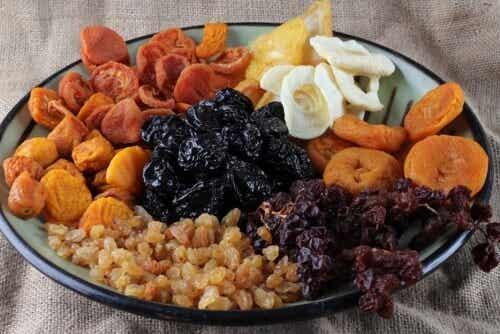 Waarom is gedroogd fruit goed voor je?