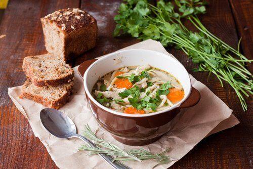 Wat heb je nodig om de perfecte gezonde soep te maken