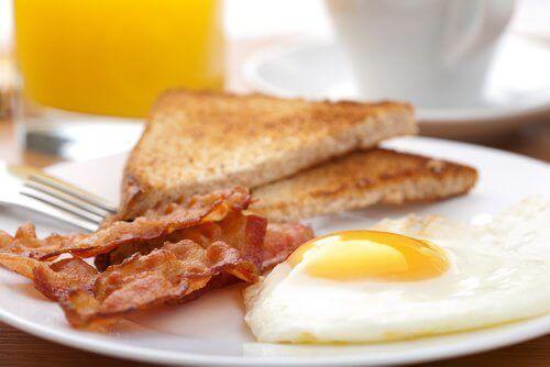 Ontbijt met Ei