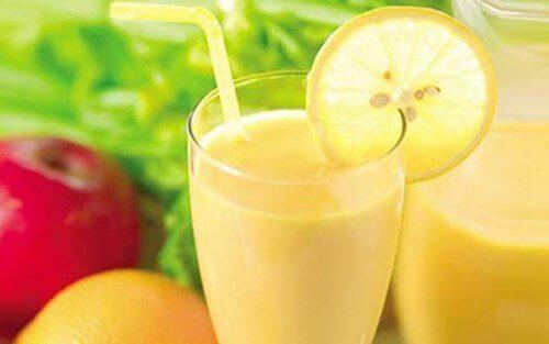 Heerlijke smoothie voor gewichtsverlies