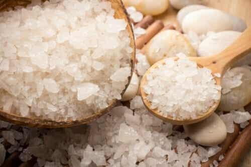 Acht onbekende manieren om zout te gebruiken