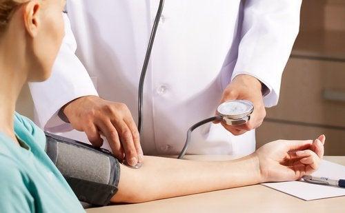 Arts meet bloeddruk