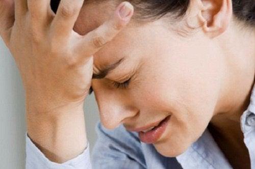 Kom op natuurlijke wijze van vervelende hoofdpijn af
