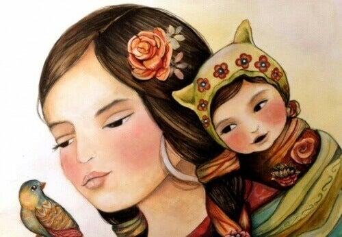 Leer kinderen geluk, niet perfectionisme