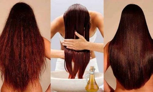 Natuurlijke Conditioner Sterker Haar