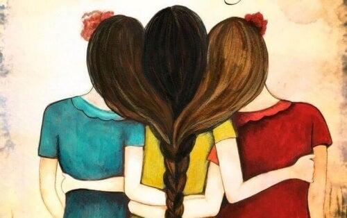 Broers en zussen: een hartsverbintenis