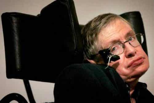 Hawkings boodschap aan mensen in een zwart gat
