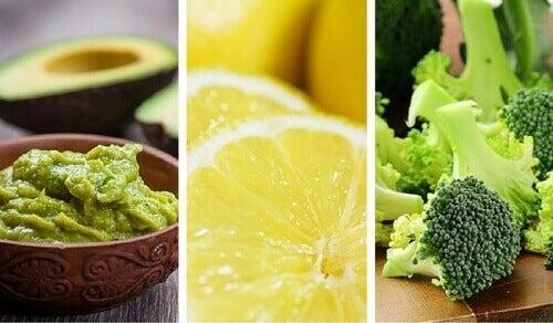 De zes beste alkalische voedingsmiddelen die bestaan