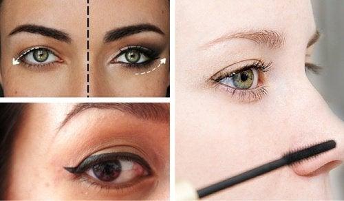 8 cosmetische tips tegen hangende oogleden