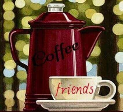 Koffie en vrienden