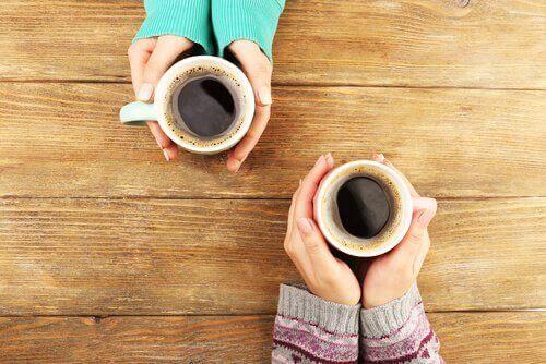 Koppen koffie