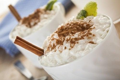 Hoe maak je rijstpudding