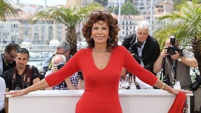 Sophia Loren: je kunt sexy zijn als je boven de 80 bent