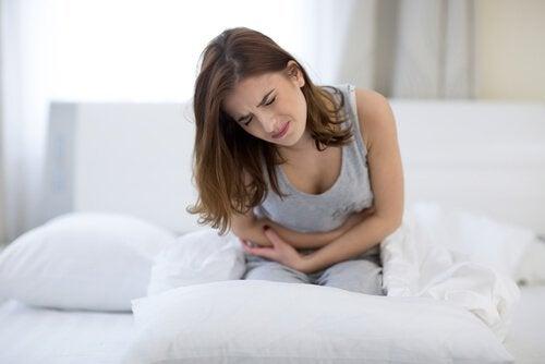 Buikpijn door endometriose