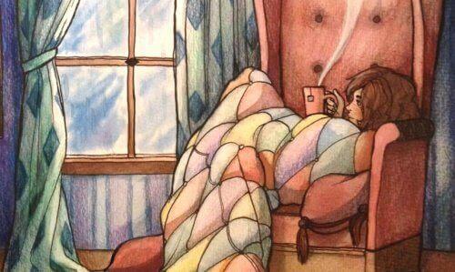 Leer om alleen te zijn met je eenzaamheid