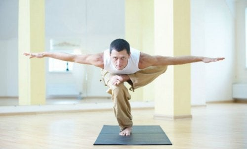 Planken verbetert je evenwicht