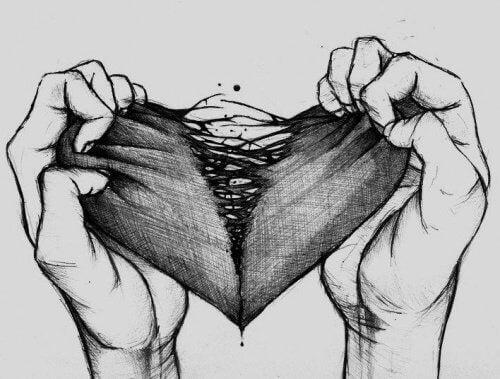 Een gebroken hart